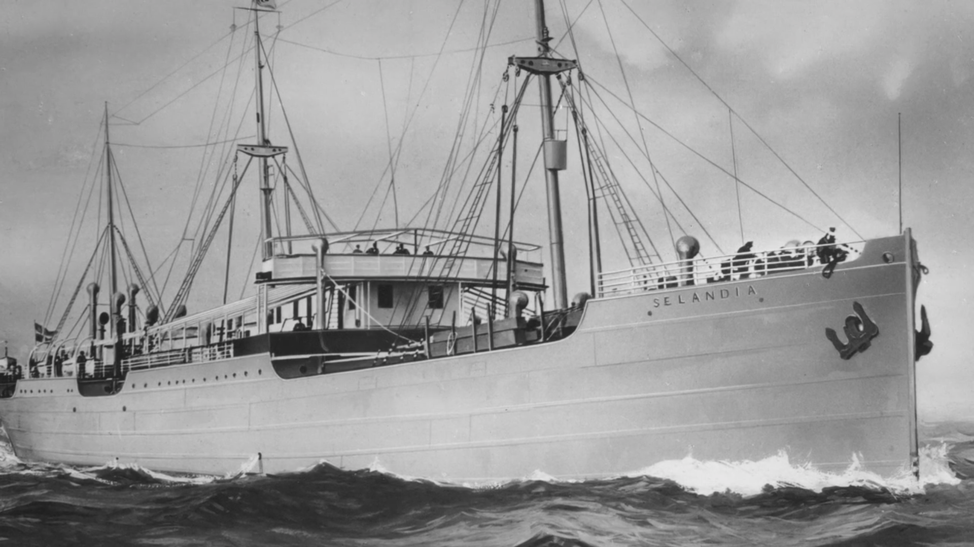 Selandia – The Ship That Changed the World