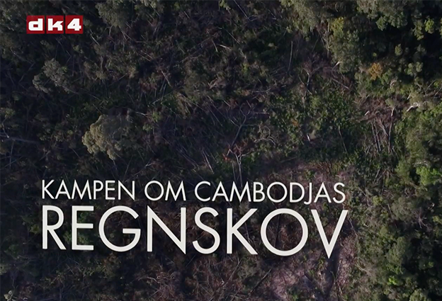 The battle for Cambodia rainforest