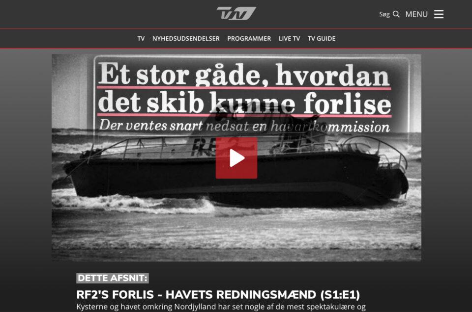 HAVETS REDNINGSMÆND // SEA RESCUE